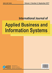 International Journal of Applied Business and Information Systems